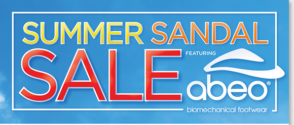 Shop our Summer Sandal Sale and save on a great selection from ABEO B.I.O.system, the world's best sandals with built-in orthotics and custom 3-D fit comfort. Plus, save on more great sandal styles from ECCO, Dansko, MBT, Umberto Raffini and more of the best comfort brands. Find the best selection when you shop online and in-stores at The Walking Company.