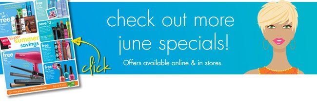 check out more june specials!