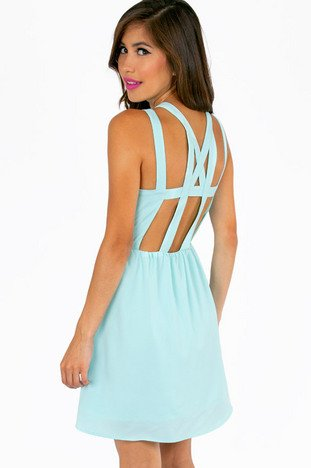 ALL THE LADIES CUTOUT DRESS 39