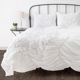 Bright White: Textiles