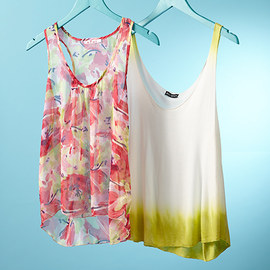 Find Something Light: Tops From $9.99