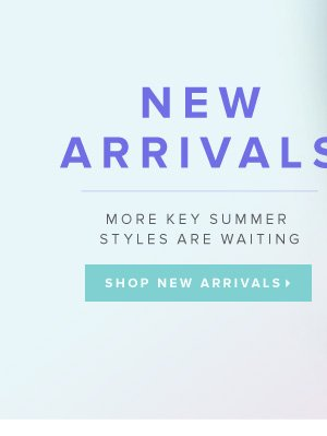 Discover What Just Arrived! - - Shop New Arrivals