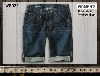 Women's Original-Fit Tomboy Short