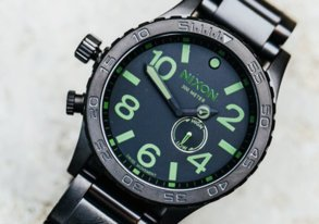 Shop Get New Nixon Watches & More