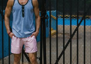Shop Mr. Swim ft. Patterned Boardshorts