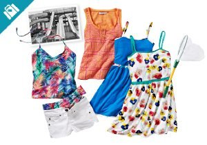 WHAT TO PACK: FOR THE GIRLS