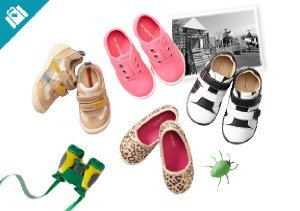 WHAT TO PACK: KIDS' SHOES