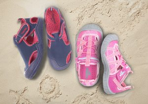 Beach to Playground: Summer Shoes