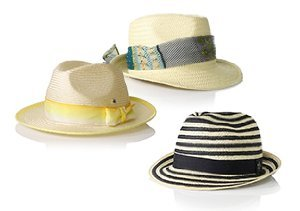 Made in the Shade: Straw Hats
