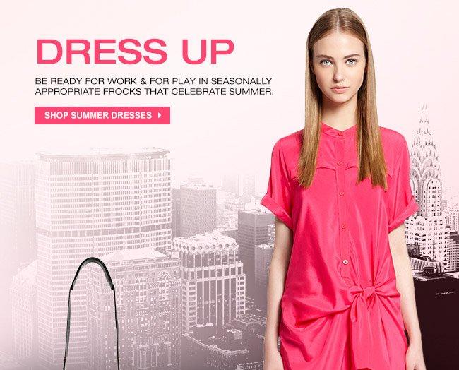 SHOP SUMMER DRESSES