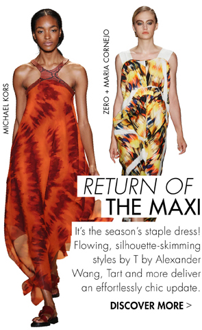 THE RETURN OF THE MAXI