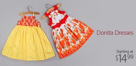 Donita Dresses