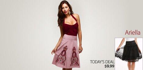 Ariella Skirts and Tops