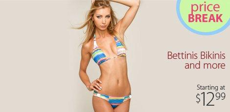 Bettinis Bikinis and more
