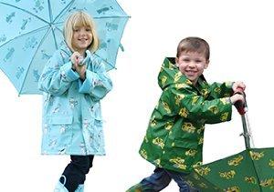 Foxfire Raincoats for Kids