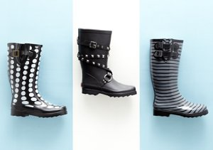Puddle-Ready Boots