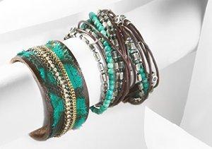 Presh: Bracelets & Cuffs