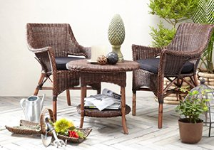 Rattan Living Furniture