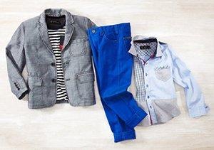 Smash: Boys' Shirts & Pants