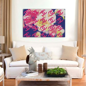 Fashion for the Walls: Style-Savvy Art