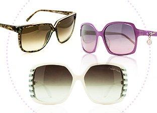Celebrity Style: Valentino, Fendi, Roberto Cavalli Sunglasses