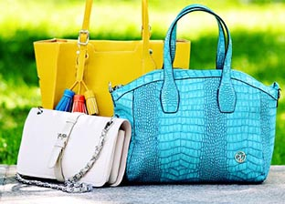 Pick Your Favorite Handbag from Pepe Moll