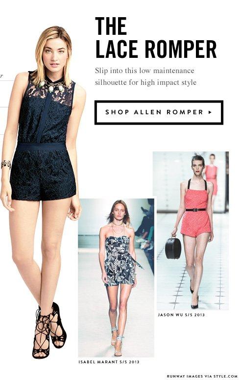 Shop Allen Romper