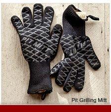 Pit Grilling Mitt