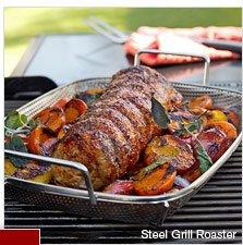 Steel Grill Roaster
