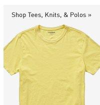 Shop Tees, Knits, & Polos