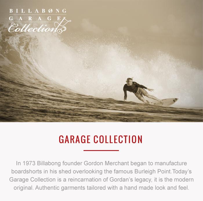 Billabong Garage Collection