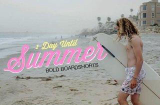 Bold Boardshorts
