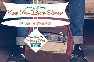 Keep Your Beach Stocked