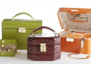 Jewelry Storage: Boxes, Bags & More