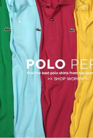 Shop Women's Polos