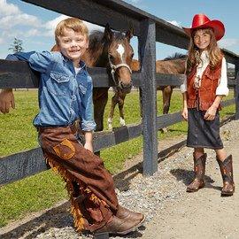 Western Roundup: Kids' Apparel