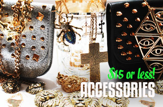 Accessories $15 & Under