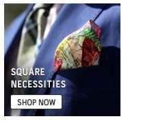 Suitsupply Pocket Squares overviewpage