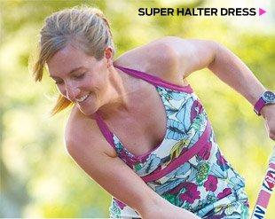 Super Halter Dress ›