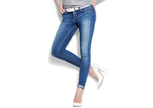 $26 & Up: Basic Blue Jeans