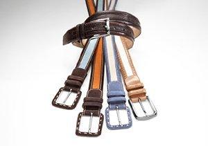 Mezlan Belts