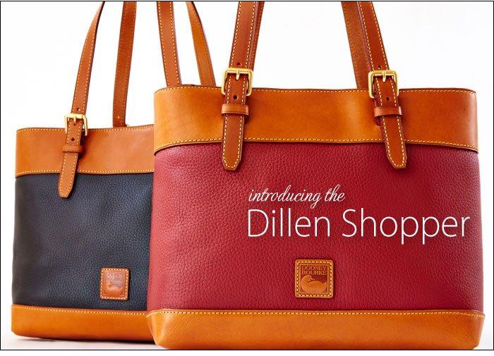 Introducing the Dillen Shopper