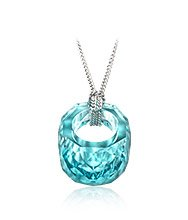 Nirvana Baby Light Turquoise Necklace