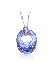 Nirvana Baby Tanzanite Necklace