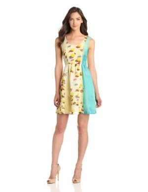 Plenty by Tracy Reese<br/> Beach Umbrella Frock