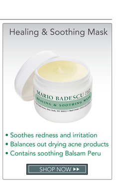 Healing and Soothing Mask