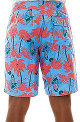 The Bernie Trunks in Luau Blue