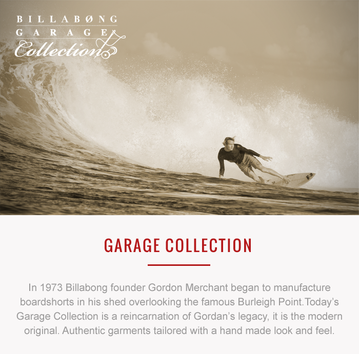 Billabong Garage Collection