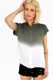 OAKES OMBRE BLOUSE 37