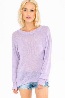 KNITTY GRITTY PULLOVER SWEATER 40